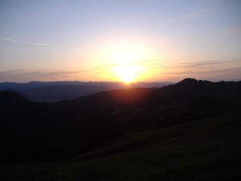slo sunrise